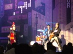 "Brian Setzer playing ""Rock This Town"" Stray Cats style at the Dodge Theatre 12-15-09"