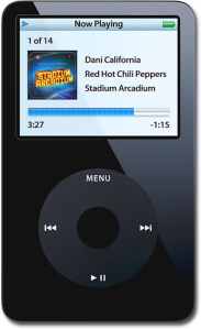 I love my iPod (just not that song)