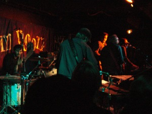Colorstore at the Rhythm Room 2-23-10
