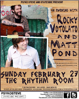 Rhythm Room 2-27-2011