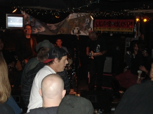 The Father Figures at Rips 1-29-2011 - 3