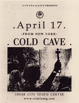 Coldcave at Phoenix Inner City Youth Center 4-17-2011
