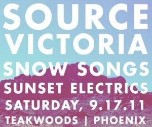 Teakwoods 9-17-2011