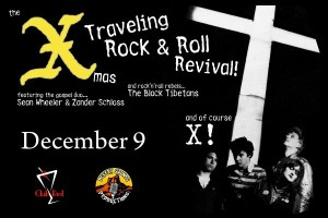 Xmas Traveling Rock and Roll Revival