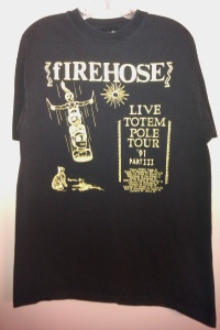 fIREHOSE 1991 Tour shirt