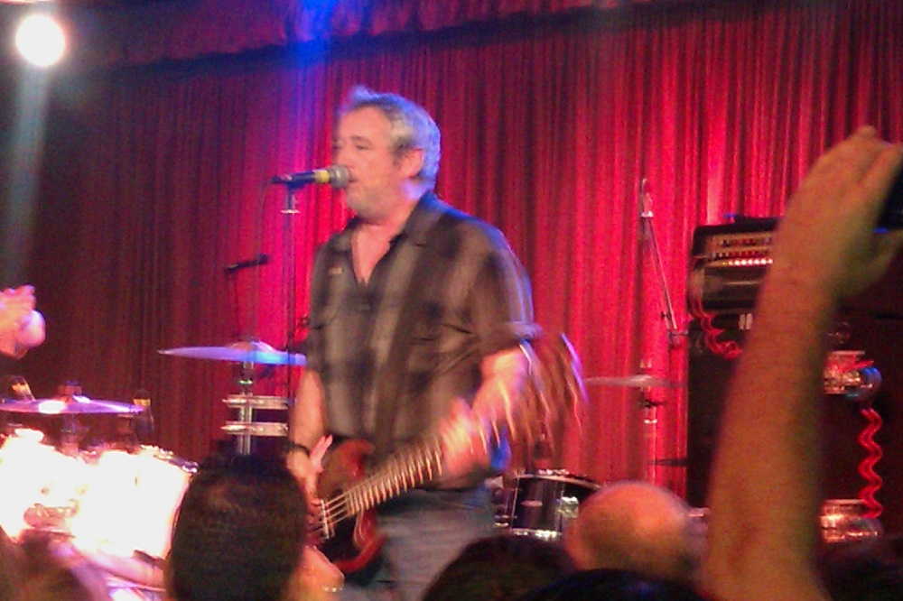 The Mike Watt at the Crescent Ballroom April 17, 2012