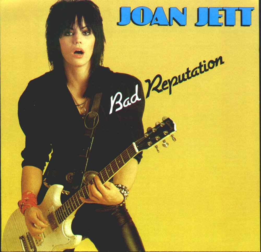 Joan Jett's first solo album