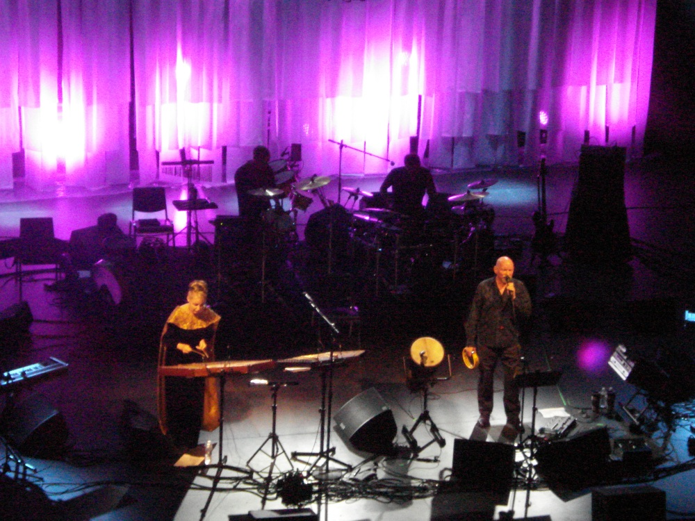 Dead Can Dance - Temple Buell Theatre - 8-19-2012 - Rakim