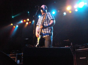 Bob Mould at the First Avenue - Minneapolis - September 15, 2012 - 1