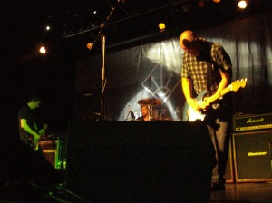 Bob Mould Band at the First Avenue - Minneapolis - September 15, 2012