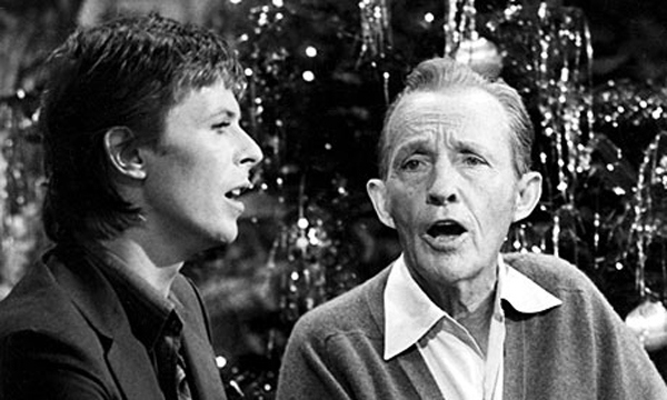 """Bing Crosby and David Bowie - """"Little Drummer Boy/Peace on Earth"""""""