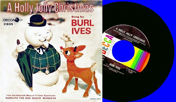 Burl Ives - Holly Jolly Christmas