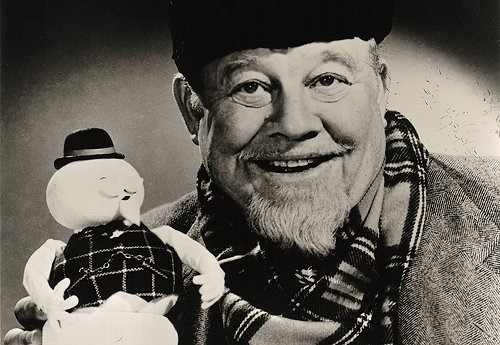 "Burl Ives - ""Rudolph the Red Nosed Reindeer"""