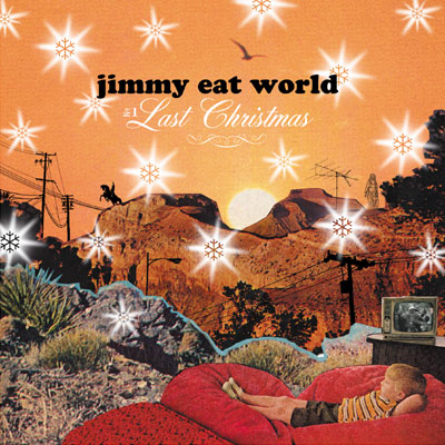 "Jimmy Eat World - ""Last Christmas"""