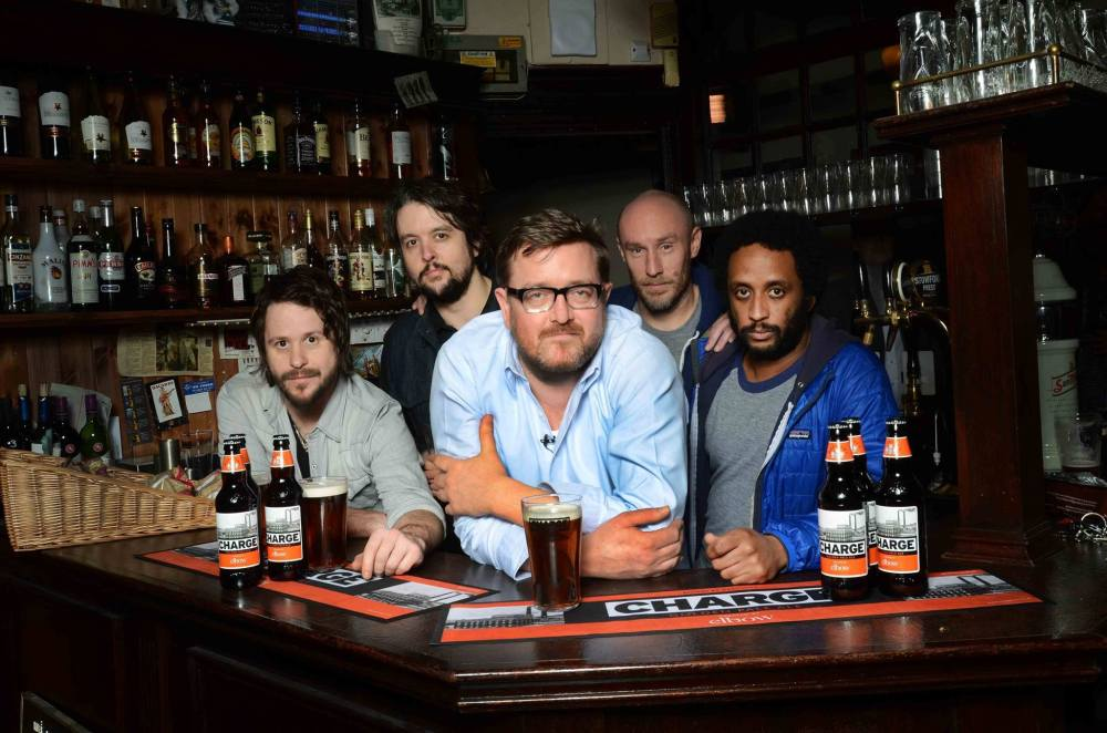 "Elbow - ""Charge"" Beer"