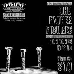 Crescent Ballroom 8-8-2014