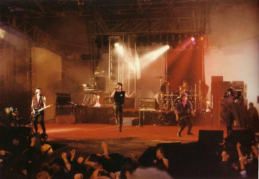 U2 at Red Rocks