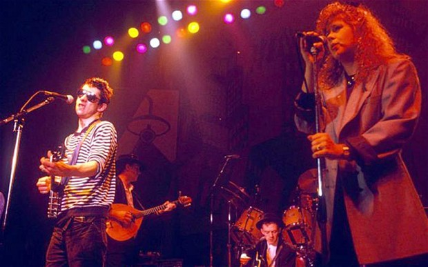 The Pogues and Kirsty McColl