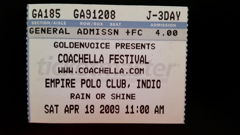 Coachells 4-18-2009